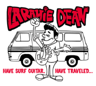 Official Laramie Dean Surf Punk